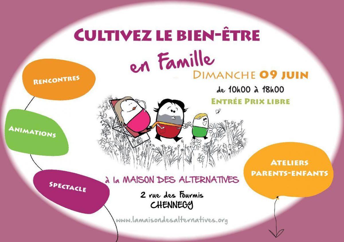 Cultivez le bien-être en Famille