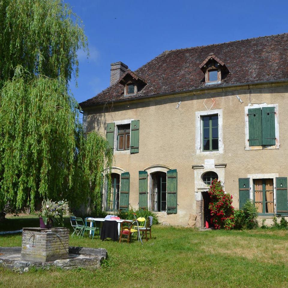 La Maison des Alternatives - Tiers lieu en milieu rural à Chennegy dans le Pays d'Othe (Aube, Grand-Est proche de Troyes)